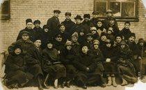 Трупа театру. Приблизно 1926-27 рр.
