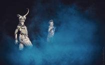 """""""Дафніс і Хлоя"""". Балетмейстер-постановник – Аніко Рехвіашвілі, художник-постановник –Марія Левитська."""