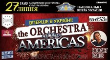 The Orchestra of the Americas