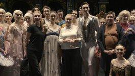 На запрошення нашого театру до Києва приїде видатна французька балерина Клод Бессі