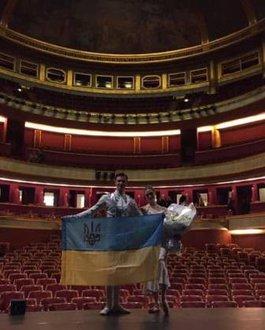 Тривають українські культурні сезони у Парижі: балетна труппа Національної опери України дасть шістнадцять вистав