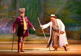 Канікули у Національній опері України