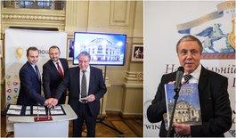 У Національній опері України представили  пам'ятну продукцію, випущену до 150-річчя театру