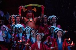 «Дитяча опера» оголошує додатковий набір-прослуховування дітей для участі у виставах поточного репертуару Національної опери України