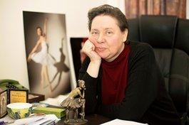 Пішла з життя художній керівника балету Національної опери України Аніко Рехвіашвілі