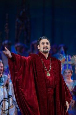 Олександр Цимбалюк - запрошений гість оперного грудня