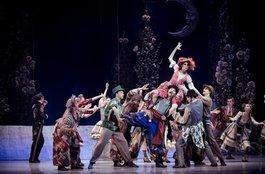 """16 лютого: сузір'я прем'єр у балеті """"За двома зайцями"""""""