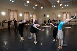 World Ballet Day - у Національній опері України!