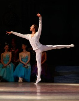 """Лютневі """"Баядерка"""" та """"Спляча красуня"""": новий соліст балету"""