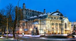 З 26 січня Національна опера України відновлює повноцінну роботу