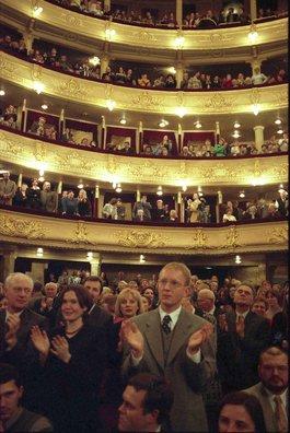 Національна Опера України - найпопулярніший театр нового сезону!