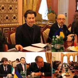 Україна - Італія: спільні мистецькі проекти і перспективи