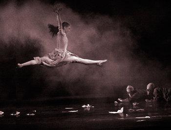 Маргарита - Олена Філіп'єва. Фото В. Давиденка.