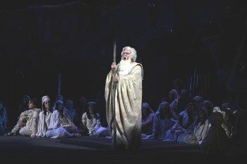 Мойсей – Сергій Магера. Фото В. Давиденка.