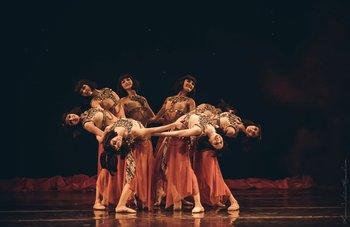 Єгипетський танець. Фото О. Орлової.