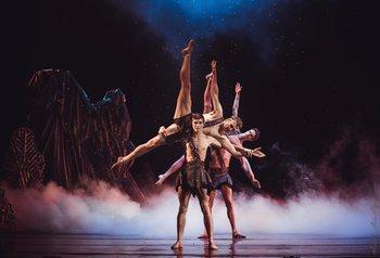 Античний танець. Фото О. Орлової.