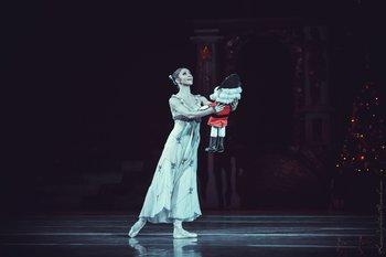 Клара - Ірина Борисова. Фото О. Орлової.