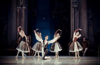 Венеціанський танець. Фото О. Орлової.
