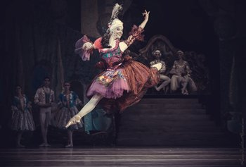 Марцеліна - Роман Завгородній. Фото О. Орлової.