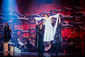 Орфей та Еврідіка Назавжди