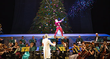 Х ювілейний Новорічний Штраус-концерт