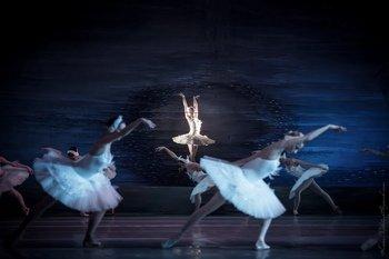 """""""Лускунчик"""" та """"Лебедине озеро"""" Національної опери України - на європейських онлайн-платформах"""