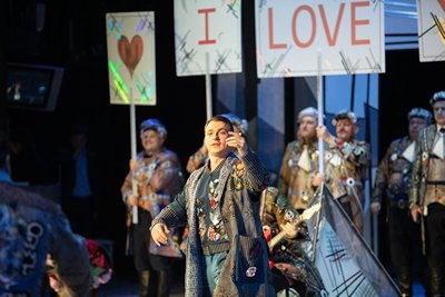 Національна опера України взяла участь у Х-му Мінському Міжнародному Різдвяному оперному Форумі