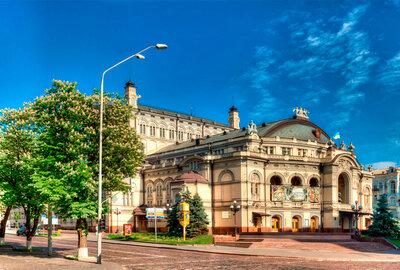 Національна опера України відновлює свою роботу з 4 травня 2021 року