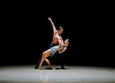 """Прем'єри на фестивалі Ballet UA! """"Широко заплющені очі"""""""