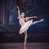 """У партії Принцеси Аврори в балеті П. Чайковського """"Спляча красуня""""."""