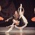 У партії Пахіти в Гранд Па з однойменного балету Л. Мінкуса. Люсьєн - О. Стоянов.