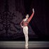 """У партії Люсьєна в балеті Л. Мінкуса """"Пахіта""""."""